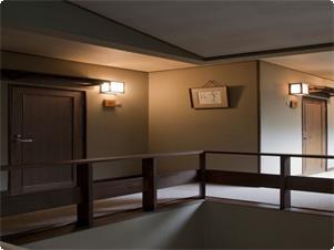 客室前 廊下