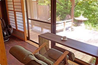 露天風呂付き特別室『松島』
