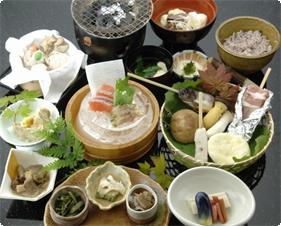 夕食(秋・冬例) ★満天の星空★ロープウェイに乗って「谷川岳の星の鑑賞会」へ:サブ
