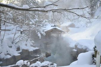 摩訶の湯(冬)