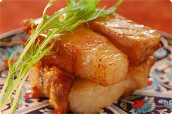 大人気!イベリコ豚のステーキ