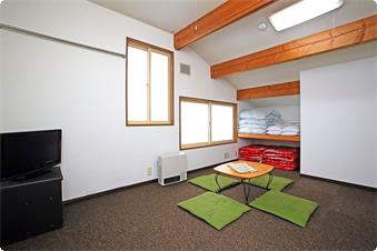 Japanese-Western Room 115 ft2 with Shared Bathroom