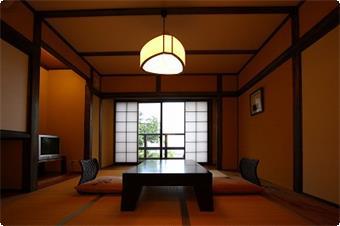雪桜の客室