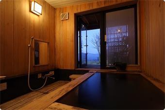 無料貸切風呂は24時間ご利用可能
