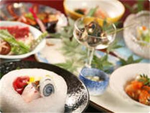 【少量美味会席】品数は少なく美味しいものが食べたい!という方にオススメです。