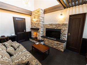 【本館ツイン】各部屋が独立した作りになっており、贅沢な広さをゆったりと楽しめます。