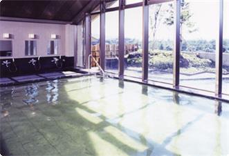 敷島温泉は滑らかな泉質でお肌がツルツル・スベスベになる良質な天然温泉です。