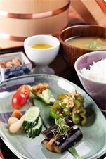 無農薬&無添加 朝食 「源氣めし」 地元愛媛の食材を使用!