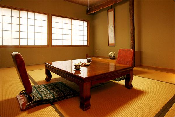 ・<部屋>全室和室(8畳~14畳)、禁煙のお部屋となります