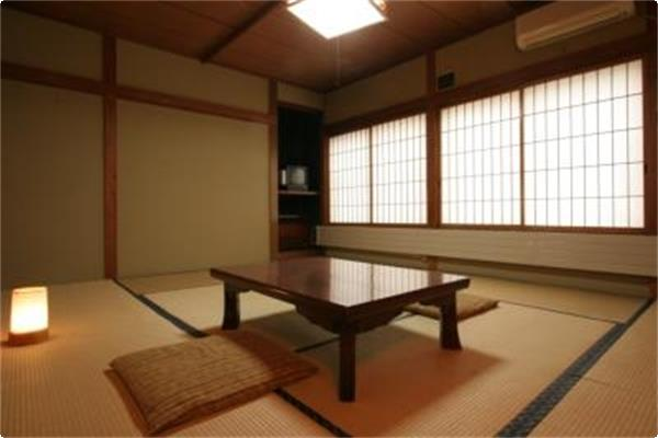 木造 民宿タイプ 和室10帖客室