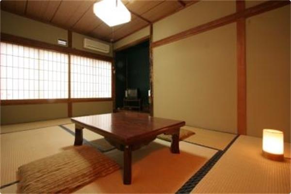 木造 民宿タイプ 和室7.5帖客室
