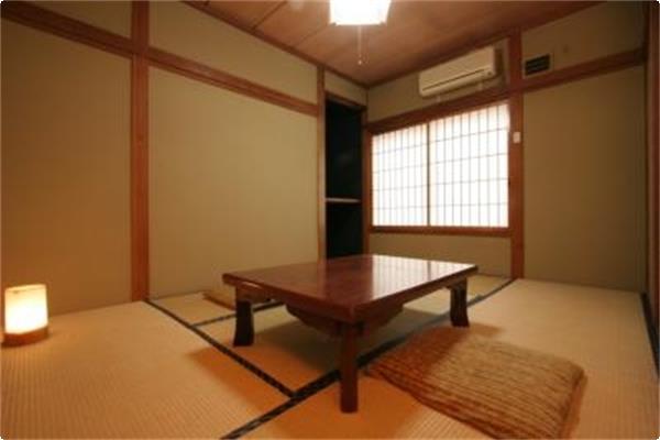 木造 民宿タイプ 和室6畳客室