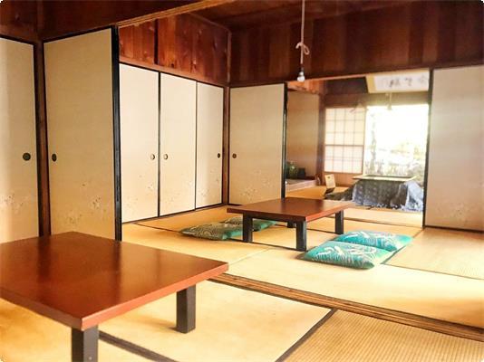 貸切プランではお部屋を広々とご利用いただくことができます。