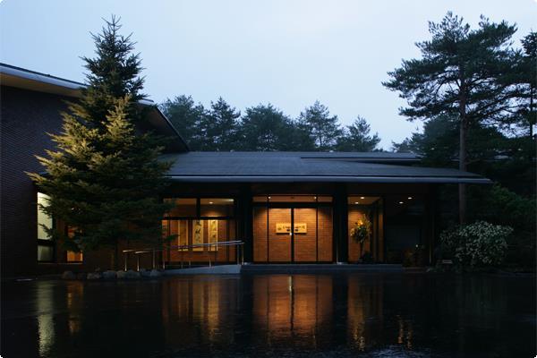 じらごんの富士の館 外観