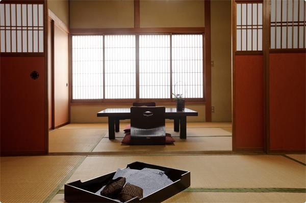 京都の祇園のお茶屋をイメージしたお部屋です。