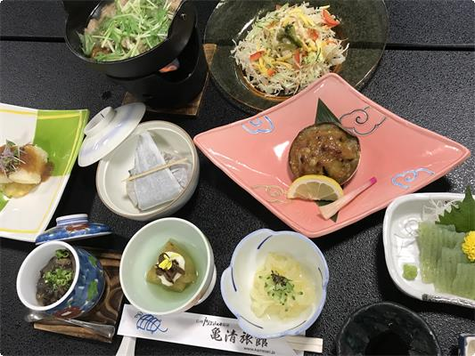 Vegetarian version of Chef Takei