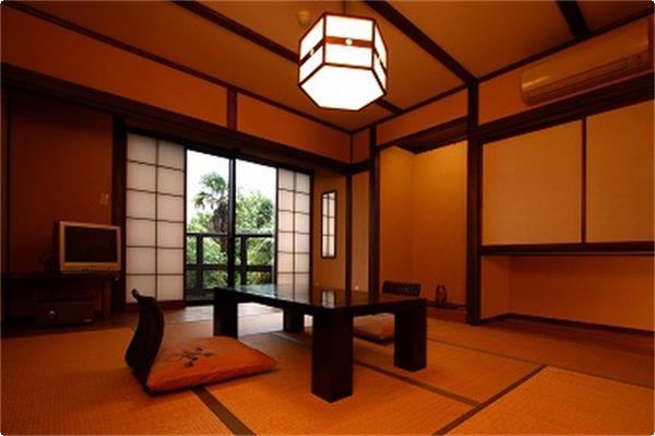 萌黄の客室