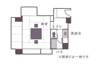 新館(間取り)