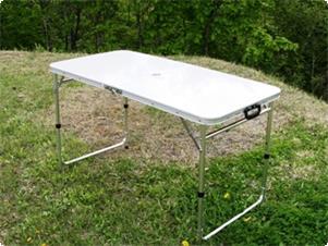 アウトドアテーブル(120cm×60cm)