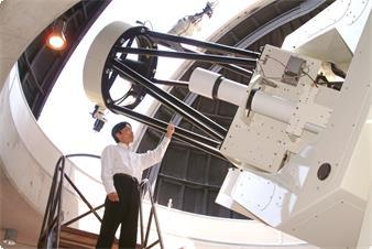 九州一の望遠鏡だからこそ見える 宇宙の姿