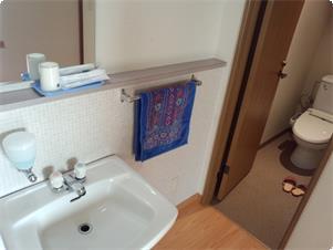 和室16畳(洗面&様式トイレ)