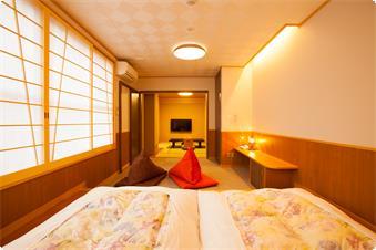 大人の隠れ家(小上がり寝室スペース付)和洋モダンルーム