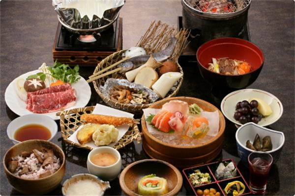 お料理冬メニュー(一例)