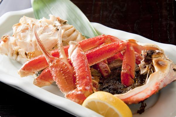 加賀金沢のブランド蟹【加能蟹】で冬を味わう